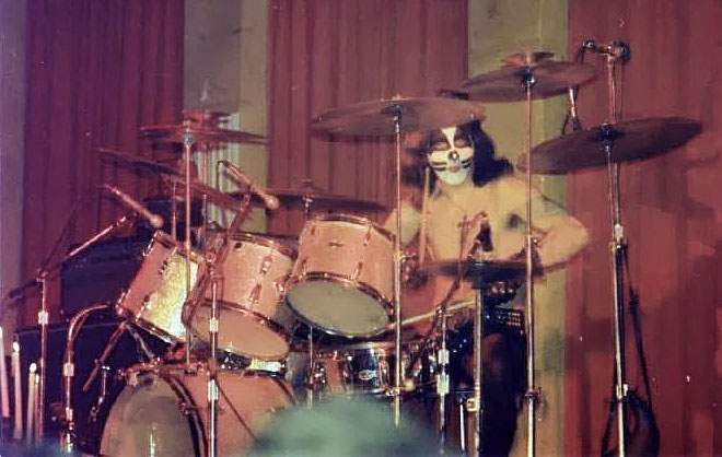 Peter Criss Drums