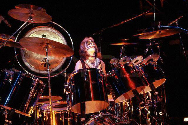 Peter Criss Drums 2
