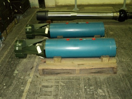 A Field Guide to the Newington Armory Explosive Ordnance Display