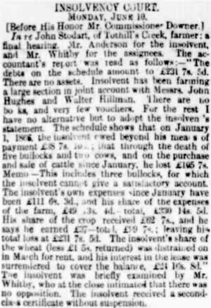 1860 insolvent