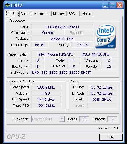 Intel Core2Duo     anyone got one working yet? [Archive