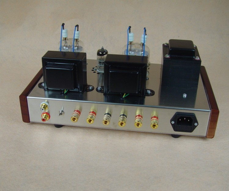 anyone know anything about 6n2 + fu32 vacuum tube amplifier