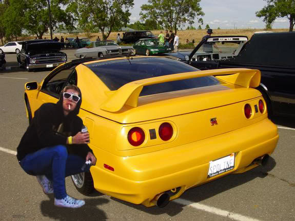 round tail lights | The Australian 300zx Owners ociation