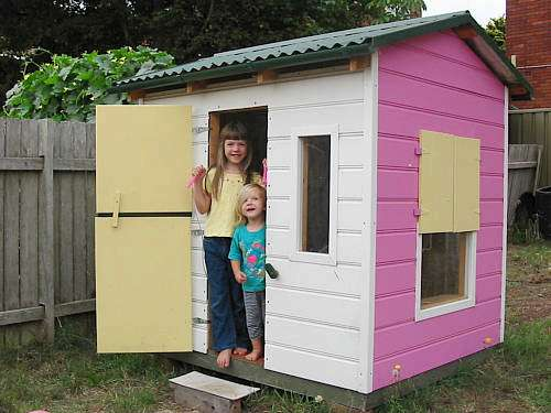 What You Need To Know About Building A Cubby House