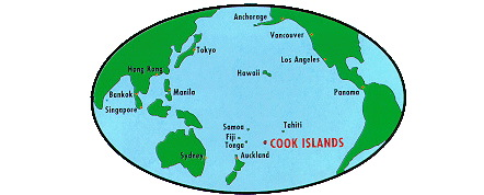Cook islands iii some useful cook islands words kia orana greetings key ah o ra na kia manuia good luck key ah ma noo e m4hsunfo