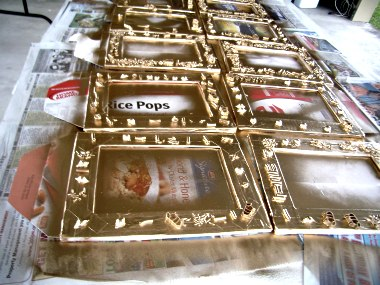 Picture frames handcraft