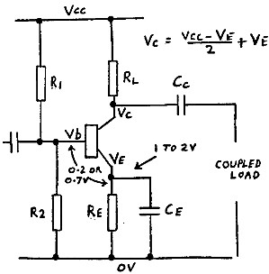 how to find voltage in a combination circuit